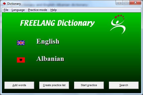 Fjalor Anglisht Shqip