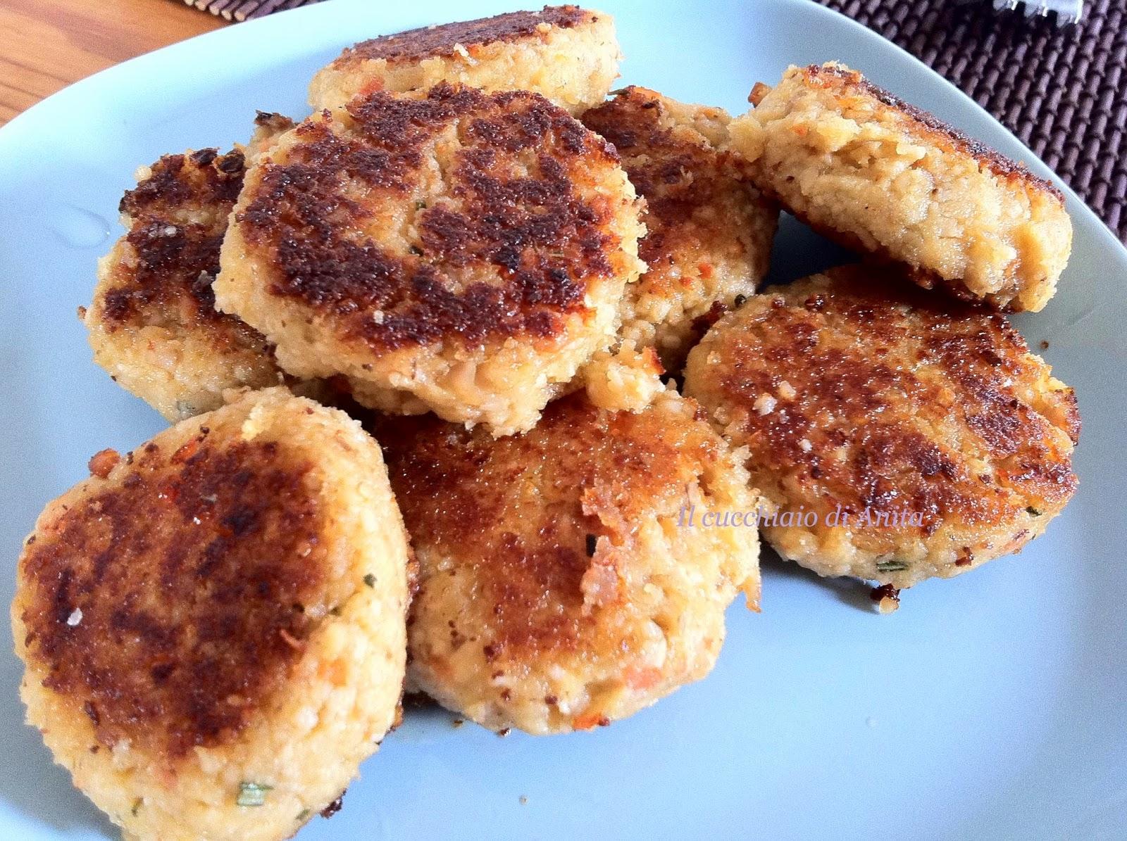 crocchette di pollo arrosto