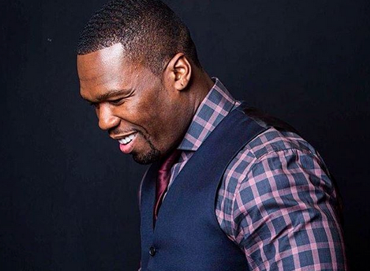 50 CENT PENS G-UNIT FILM & TELEVISION DEAL WITH STARZ