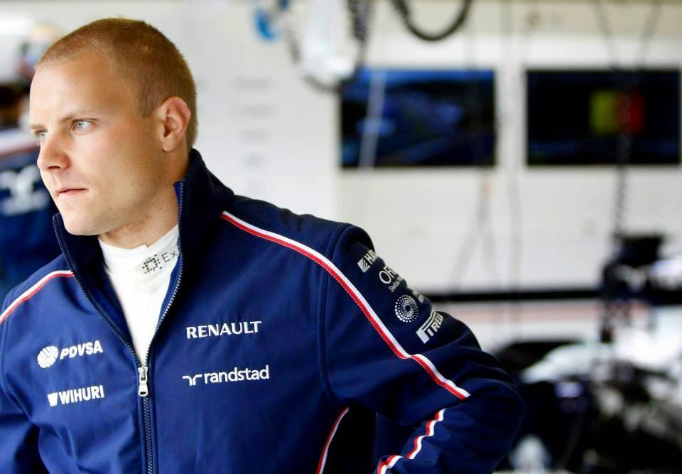 Valtteri Bottas Profile