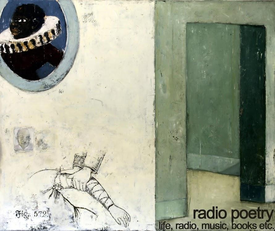 radio poetry