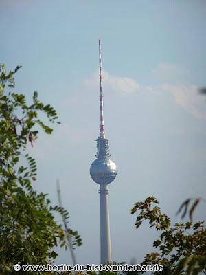 Flakturm Humblodthain, G-Turm, flak, berlin, fernsehturm