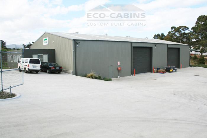 Eco Cabins prefab modular houses Tasmania