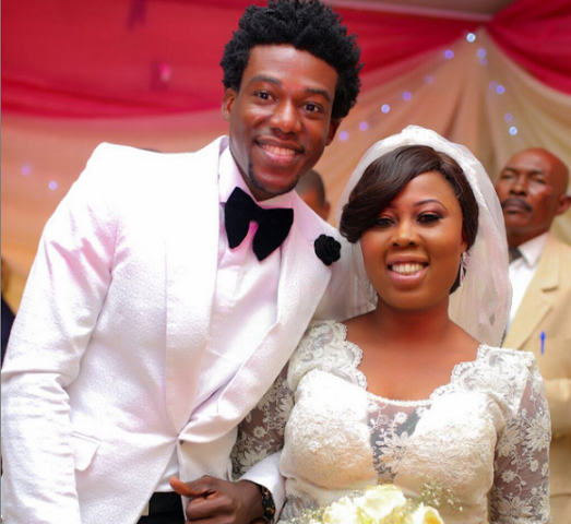 Video director Matt Max and Eniola Efunkoya Wedding(photos)