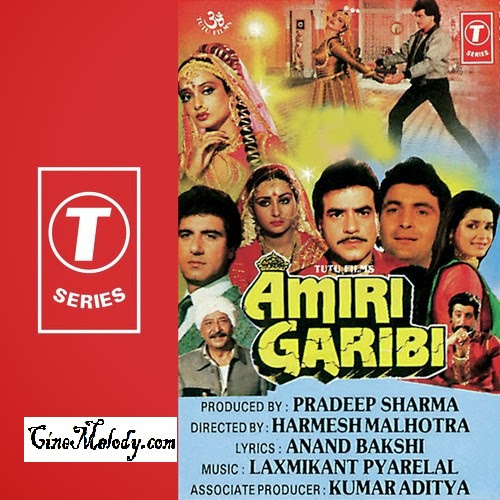 Amiri Garibi Hindi Mp3 Songs Free  Download  1990