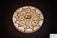 Dessous de plat en bois de genevrier