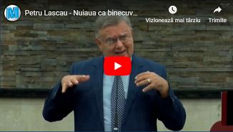 Petru Lascău 🔴 Nuiaua ca binecuvântare