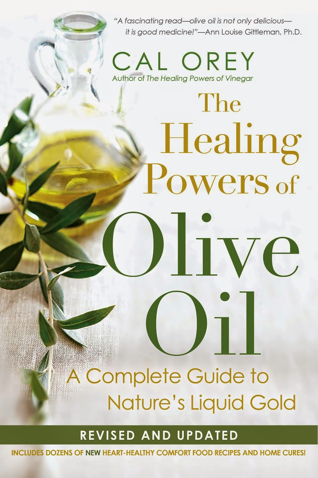 Bigger, Better! More Oils and Recipes