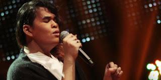 siapa tereliminasi x factor,x factor yang tereliminasi,x factor indonesia,lagu dinyanyikan dicky adam,dicky adam tereliminasi, hasil gala show x factoe 22 februari