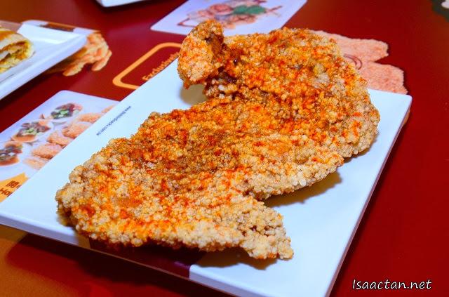 #3 XXL Crispy Chicken - RM6.50