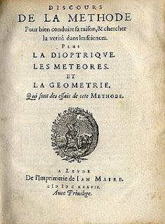 El discurso del método, de Descartes