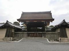 京都御所:宜秋門