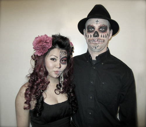 of the dead tradition you can read more about it here calavera day of