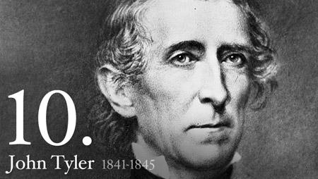 JOHN TYLER 1841-1845