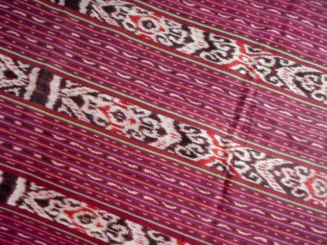 kain tenun ikat dari daerah ntt 1 ragam hias dari daerah sumatera ...
