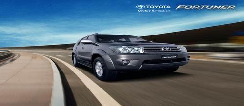 Toyota Fortuner, All New Grand Fortuner VN Turbon