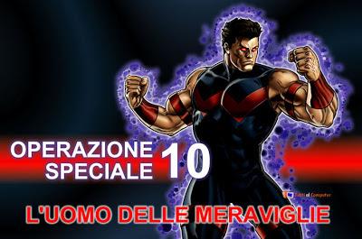 Operazione Speciale 10 - Marvel Avengers Alliance