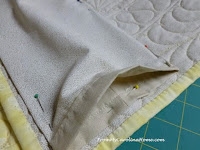https://frommycarolinahome.wordpress.com/2015/08/23/how-to-add-a-hanging-sleeve-for-showing-quilts/