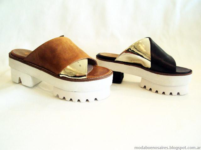 Sandalias verano 2015. Sandalias de moda primavera verano 2015.