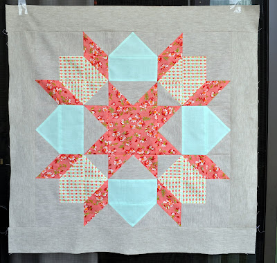 Swoon Quilt Block