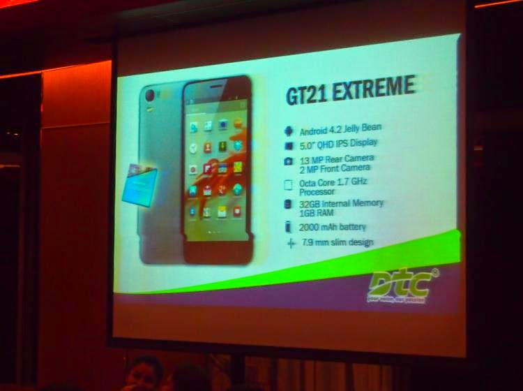 DTC Mobile Launched Their Pioneer Brand Ambassadors and Announced Their First Octa Core Phone