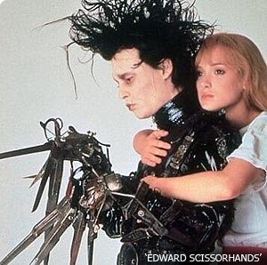 how edward scissors hands reflects tim Screen, including beetlejuice, batman, edward scissorhands, tim burton's the nightmare before christmas, and boy and other stories (1997) and his hand- painted models for the collectible series tim burton's tragic toys that have influenced, inspired, and intrigued burton, and which reflect the motifs, themes, and.
