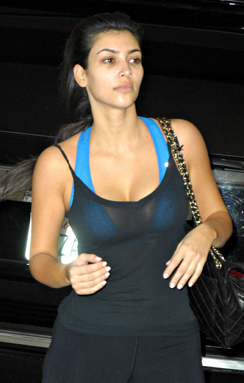 Kim Kardashian Without Makeup Latest Pictures 2013 ~ HOT CELEBRITY ...