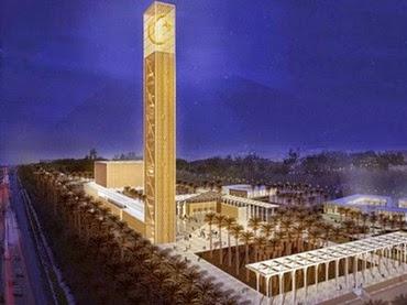 Masjid Tertinggi di Dunia