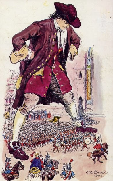 an analysis of gullivers travels Gulliver's travels is an all time literary classic by jonathan swift read a review of the play here.