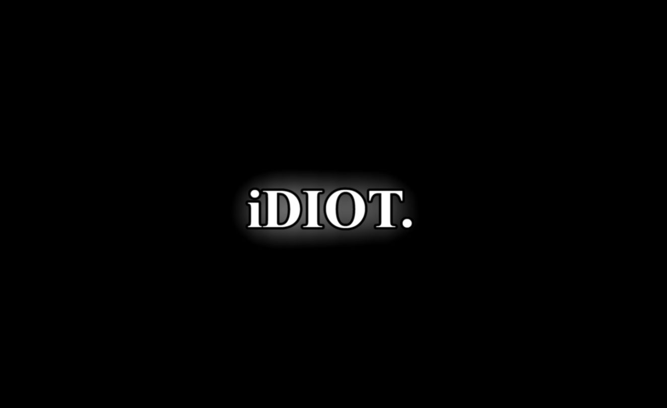 Funny Idiot Quotes Wallpaper HD 12173 High Resolution