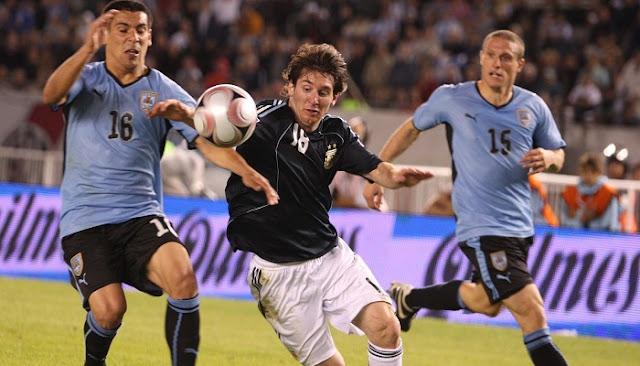 Argentina vs Uruguay en vivo