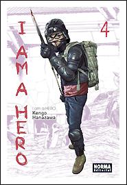 I am a hero #4