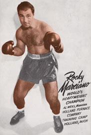 Le saviez-vous?Les boxeurs invaincus Rocky-marciano