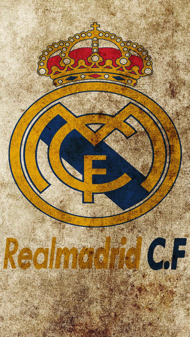 Free Download Real Madrid Iphone 5 Hd Wallpapers Gambar Joss