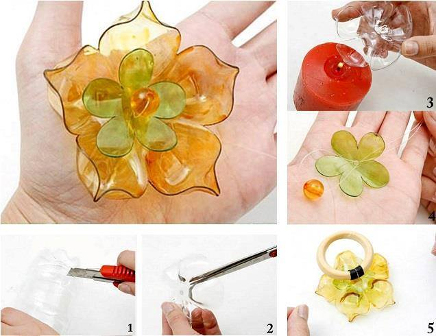 Two Easy Tutorials Using Used Bottles   Recycle