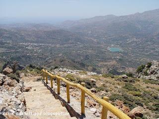 susis basteltipps mit stampin up: inselblick auf Kreta
