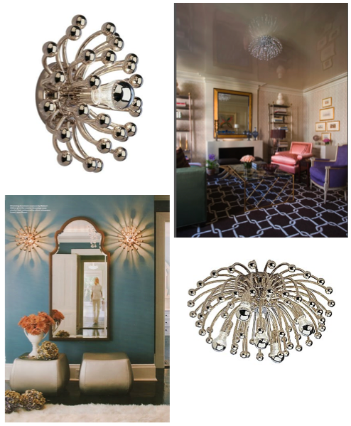 Crazy for the  Anemone  light/sconce by Robert Abbey.  sc 1 st  House Crush & House Crush: Lighting Crush The Anemone...