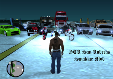 Cheat Gta San Andreas Komputer/PC Lengkap