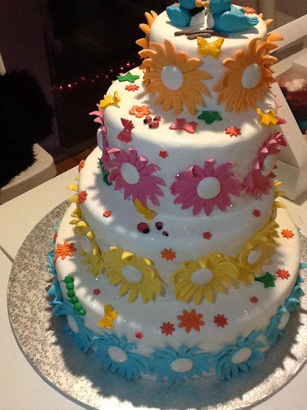 Pasteles de ensue o montar tartas de varios pisos for Imagenes de pisos decorados