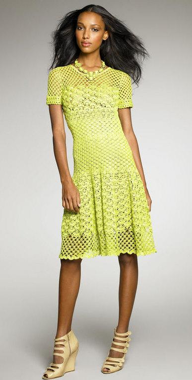 Pepe Jeans - Crochet Dress