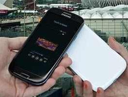 Samsung Galaxy S III Black Color