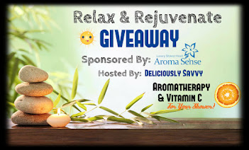 Relax & Rejuvenate Giveaway