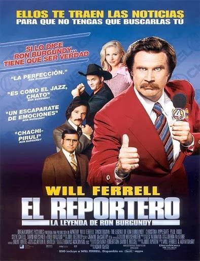 El reportero: la leyenda de Ron Burgundy (2004)