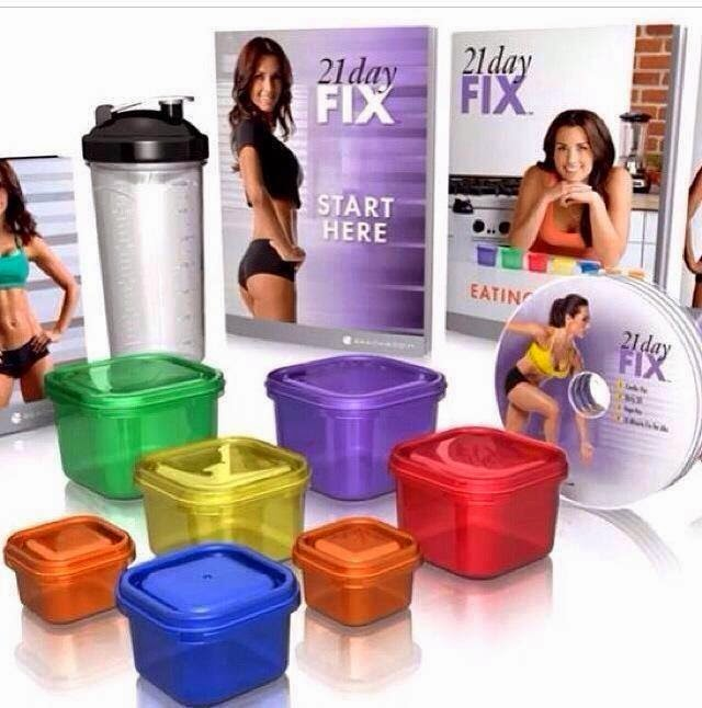 21 day fix, lose weight, portion control, bikini body