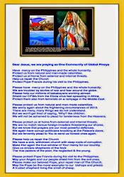 The EQ Prayer for Global Pinoys