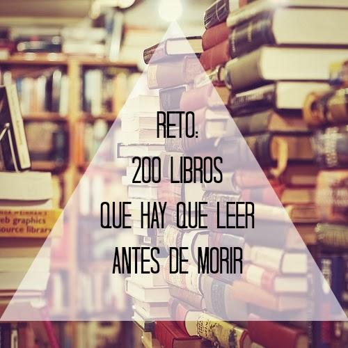 200 libros que hay que leer antes de morir