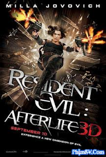 Vùng Đất Quỹ Dữ 4: Kiếp Sau - Resident Evil 4: Afterlife