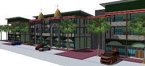 Cadangan Bangunan Tahfiz : Sumbangan Waqaf Dialu-alukan
