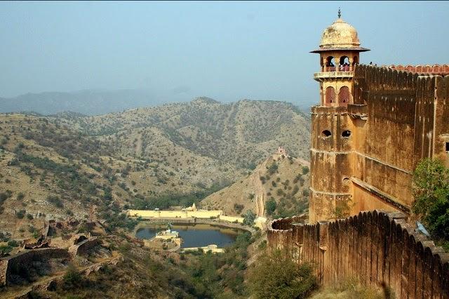 Jaigarh Fort, Jaipur,Rajasthan