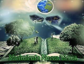 ¿Qué es la Nueva Tierra?  ¿Cómo crearán la Nueva Tierra?  ¿Cómo vivirán en la Nueva Tierra?
